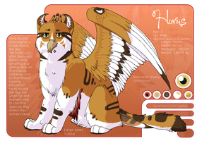 .: Horus Ref :. by RooksRookery