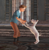 Dancing by tombraider4ever