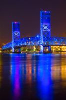 Jacksonville Bridge by hooked2008