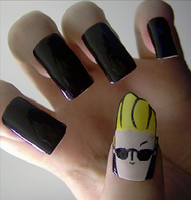 Johnny Bravo by KayleighOC