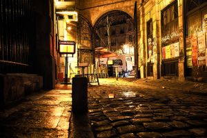 Street Paris by Lad2-0