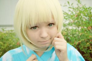 Moriyama Shiemi cosplay by Rin Dia by RinDia4