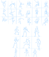 30 second gestures - Day two by CloudKiller7