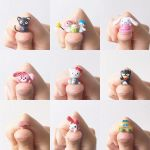 Sanrio Miniatures  by lonelysouthpaw