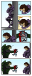 A Very Krogan Khristmas by Sunkaro
