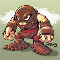 Little Juggy :: Finished by Red-J