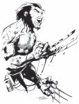 M.I.A Wolverine by KidNotorious