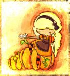 alice in pumpkinland by agusmp
