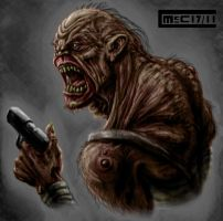 Mutant Nasty by McCannoid