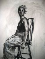 Figure Drawing 2 by guilloteeeen