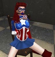 Mixing Maiden America 2 by EthereaS