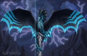 Dragon Totem by Kamakru