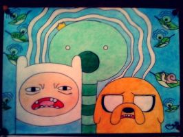 Adventure Time by PedroJardim