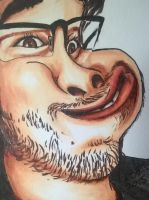 Markiplier Photobooth Fun by Bridgeotto