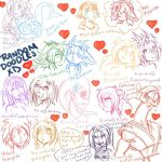 Love Doodle XD by Dokuro