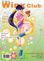 Magazine Winx Club by saliano