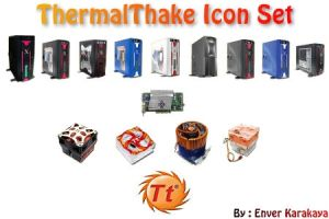 ThermalTake Icon Set by cyprus13