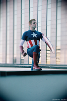 American hero [Captain America] by RisingParadise