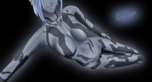 Sexy Cortana by Broshang
