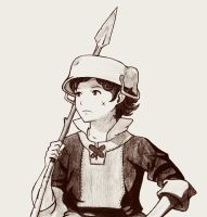 Donnel from Fire Emblem: Awakening by shahuskies