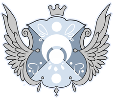 Moon House Crest by Damine