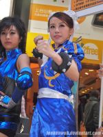 street fighter x tekken - chun li 2 by leekenwah