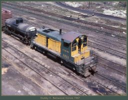 Stubby II by classictrains