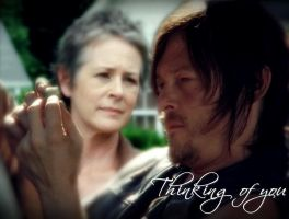 Thinking of Caryl by kafryne