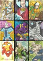 Marvel Universe 1 by orphanshadow