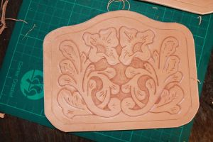 eyeglass case before painting by wulvi