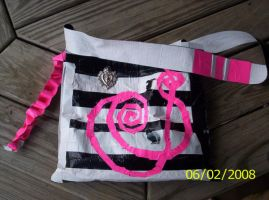 Duct Tape Bag by Shintai-AB