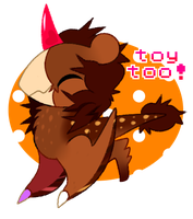 Toy Lion / Too Hybrid Auction! (open!) by mabufula