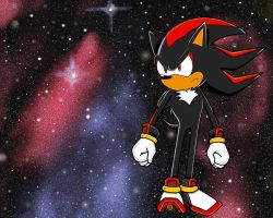 Shadow The Hedgehog by Snivy94