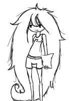 Sleepy Marcy by ImHereForTheDrarry