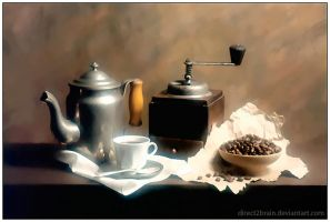 The Old Coffee by Direct2Brain