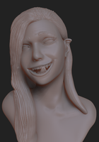 Vamp Chick - 60-Minute Practice Sculpt by GaryStorkamp