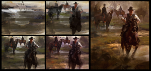 Cowboy process by parkurtommo