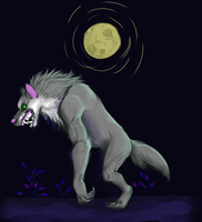 Lycan by animalstomp