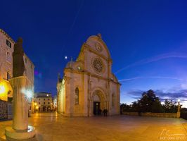 Cathedral of St. James by ivancoric