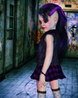 The Little Hellion by RavenMoonDesigns