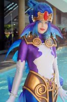 Irenes - Chrono Cross by popecerebus