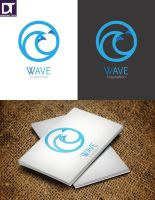 Logo - Wave Insporation by artdigitalazax