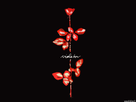 Depeche Mode : Violator LP by IDAlizes