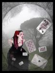 Queen Of Hearts by GothDream
