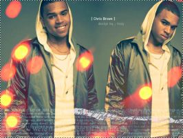 Chris Brown by FoOoxXXy