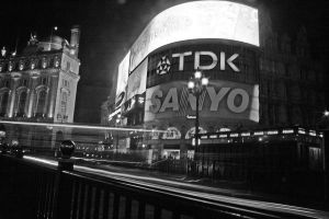 Piccadilly Circus by cherrypieman