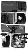 Dream World Audition - PG. 2 by CrypticInk