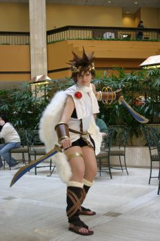 AWA 2010 - Kid Icarus by CaptainEvie