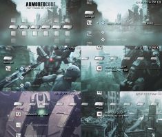 Armored Core PSP Theme by takebo