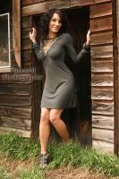 MelanieR01, Grey Dress VIII by semi234